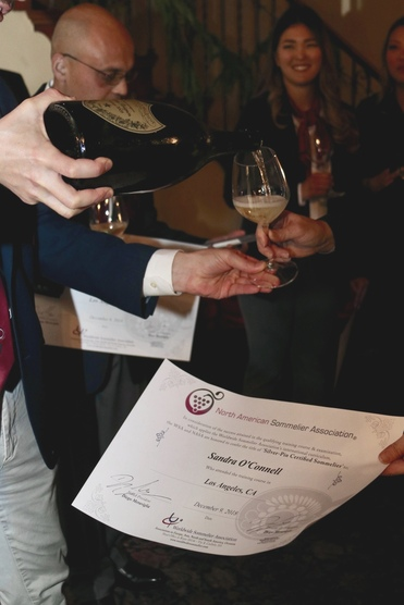 Celebrating the Silver-Pin Sommeliers class of 2018