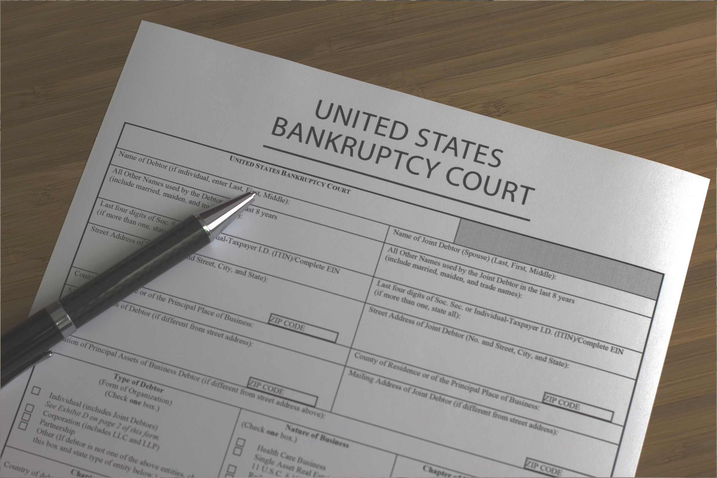 Facing Bankruptcy?    We can help you explore all your options.    Learn More