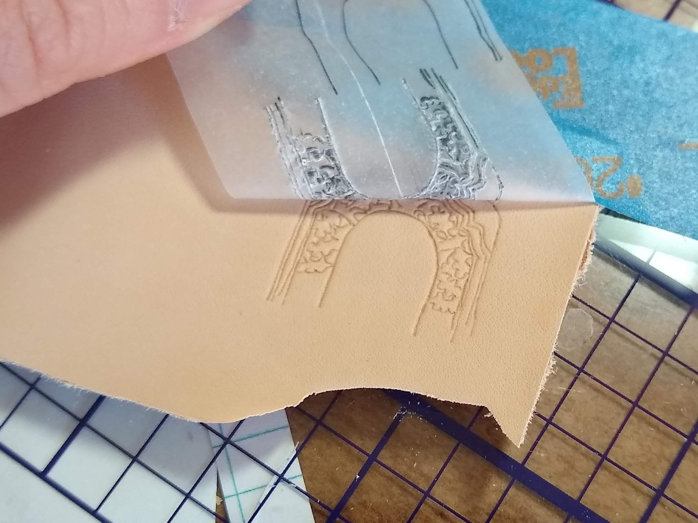 Upper skirt tooling
