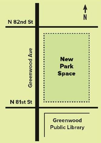 Location:  8100 Greenwood Avenue N