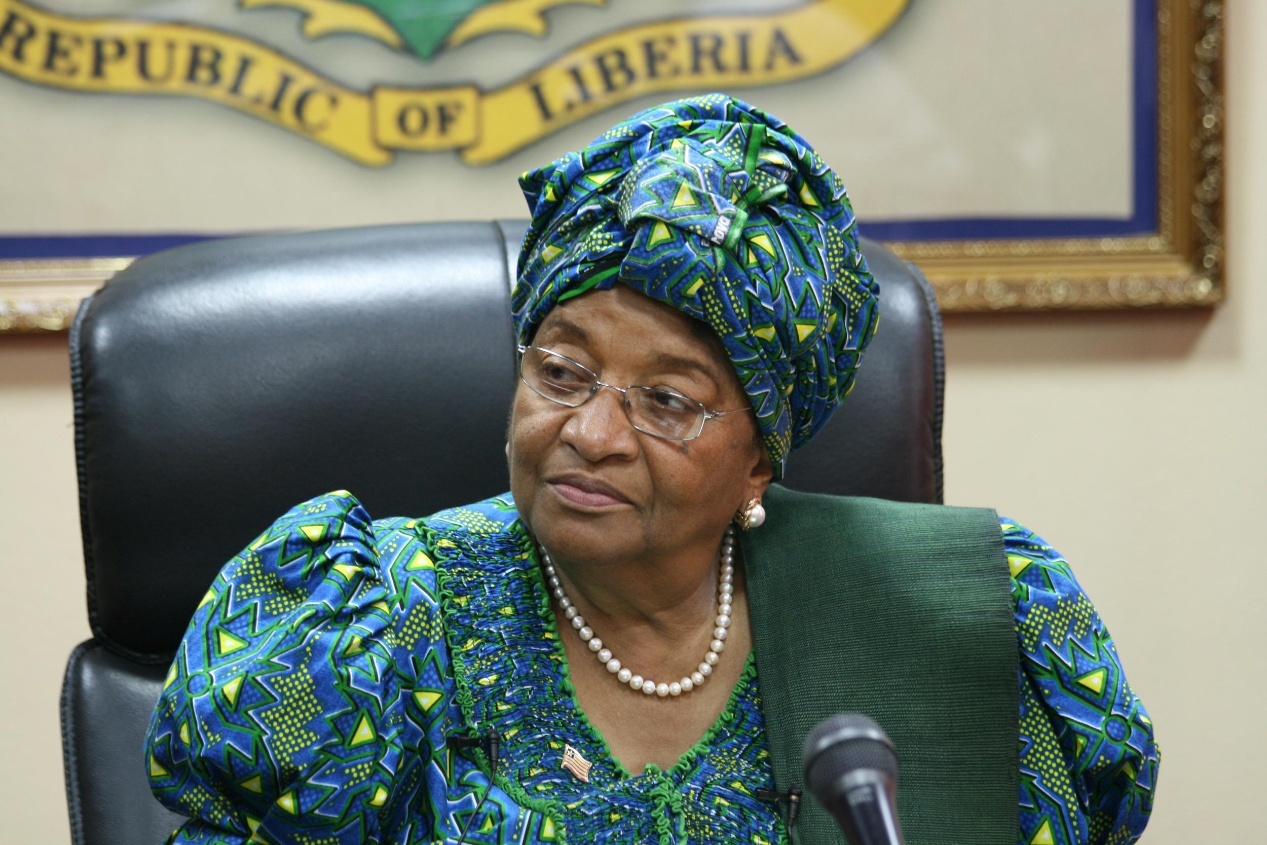 Madam Ellen Johnson Sirleaf