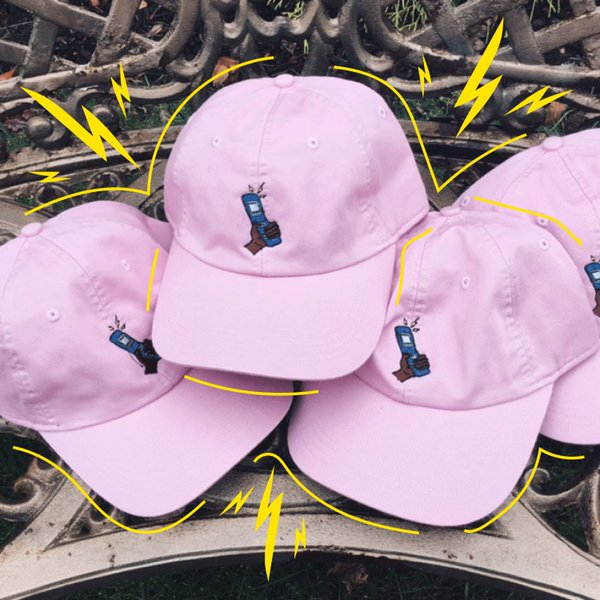 Trapline Bling Caps