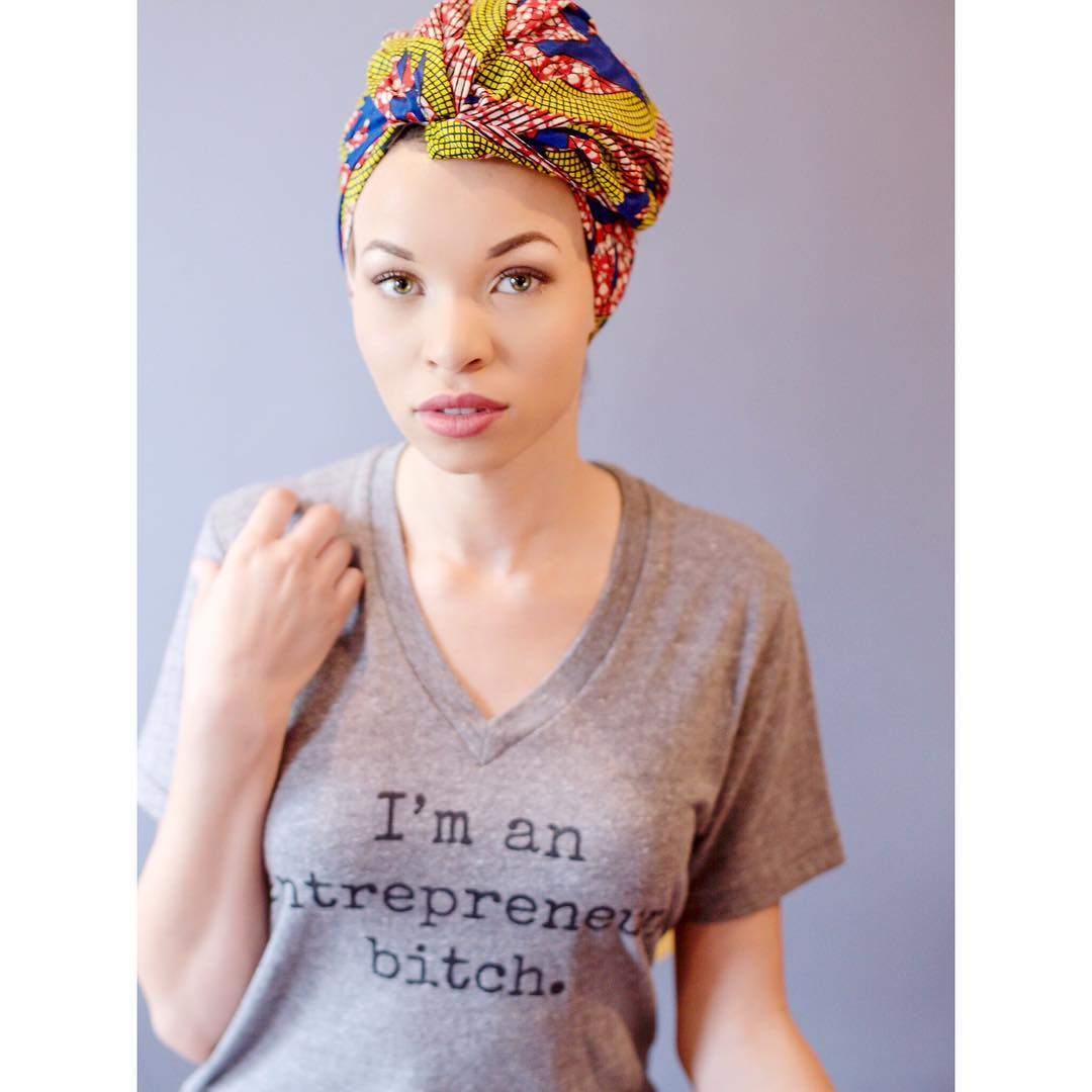 Femme Founder of Equality for HER, Blair Imani