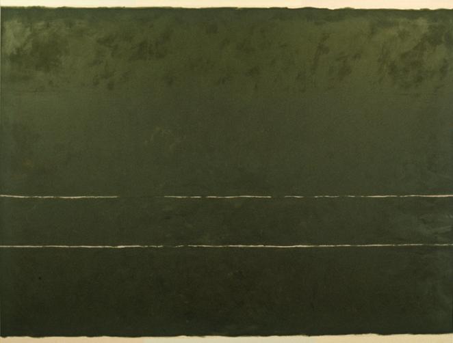 """Atlantic Ave, 84x110"""", 1972"""