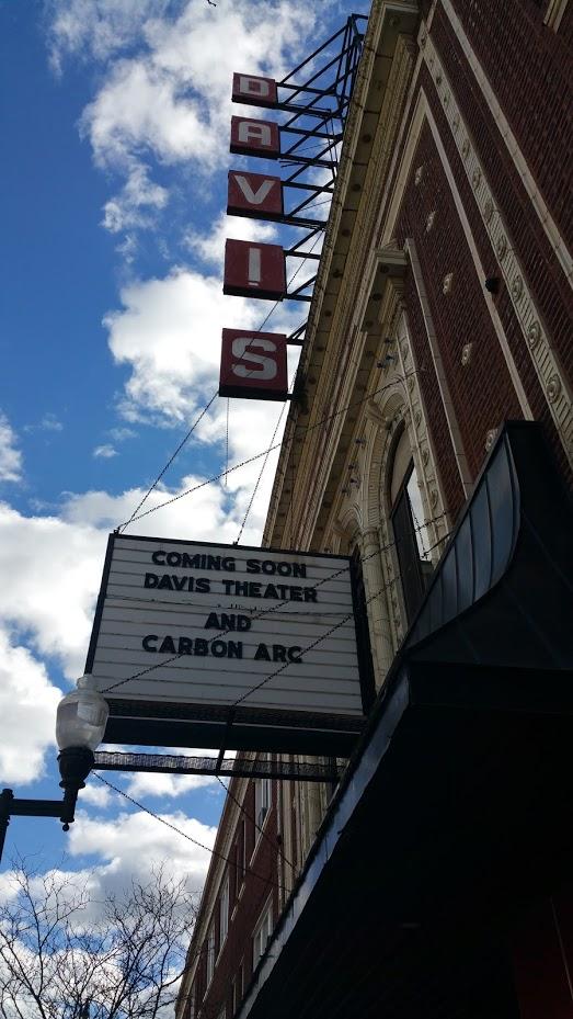 The Davis Theater in Lincoln Square