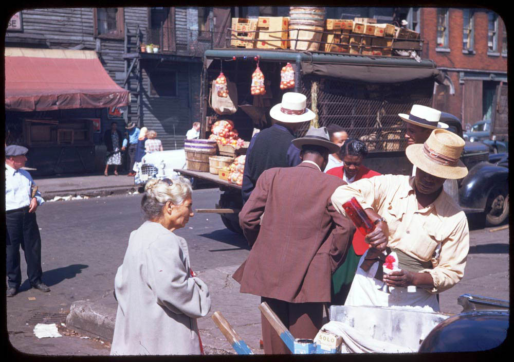 Maxwell Street, Labor Day 1949