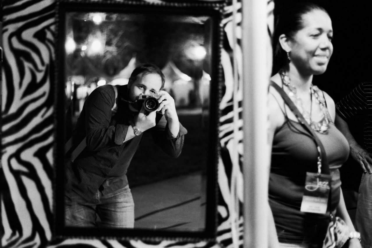 Maciek Stankiewicz, Self Portrait