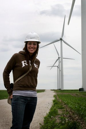 In Iowa, where I confronted the inherent limitations of wind energy