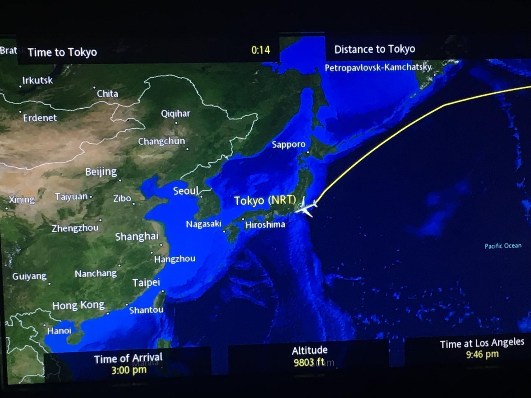 Flight map showing Hiroshima.JPG