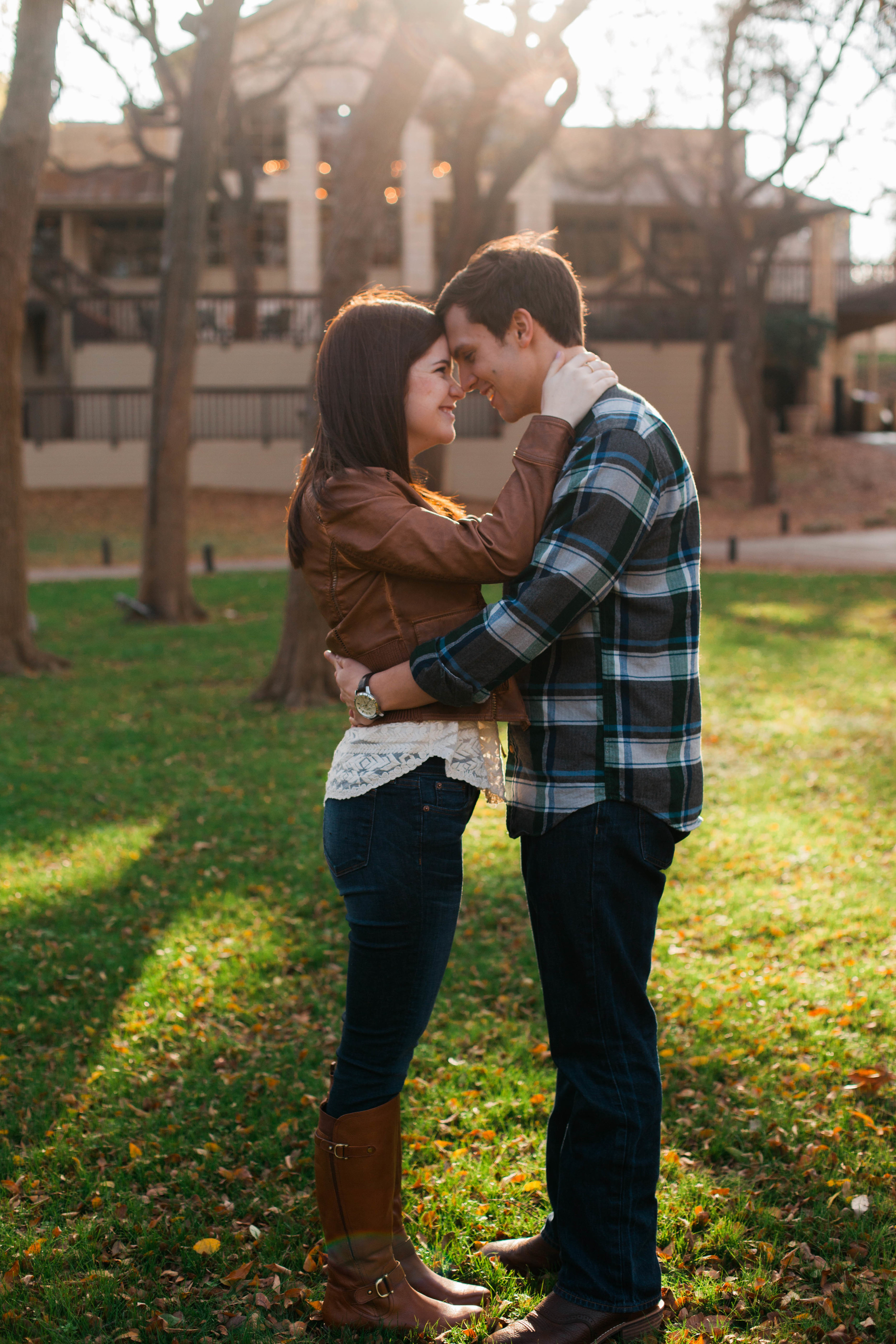 courtney grant - fossil creek golf club- dallas fort worth engagement photographer-7.jpg