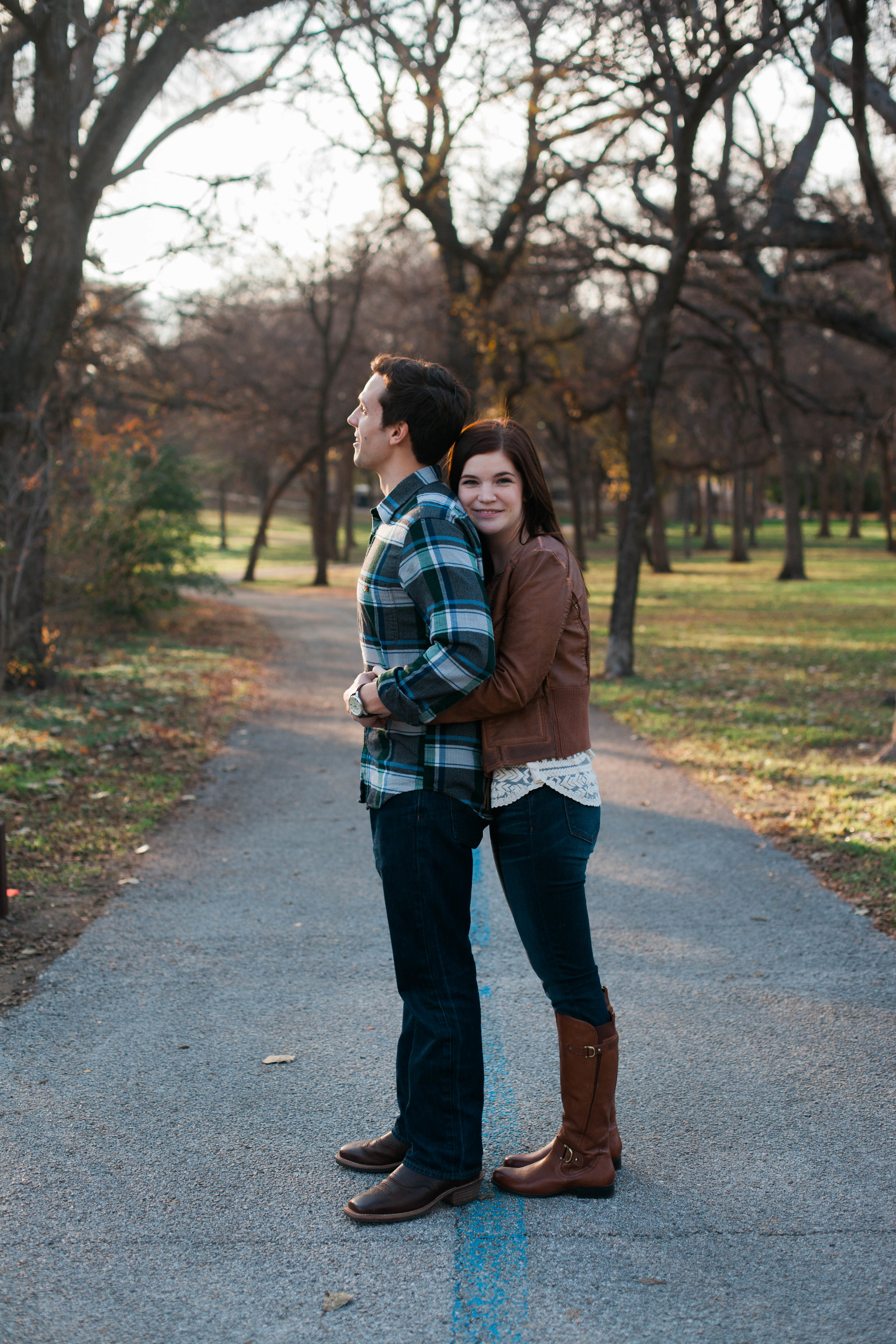 courtney grant - fossil creek golf club- dallas fort worth engagement photographer-17.jpg