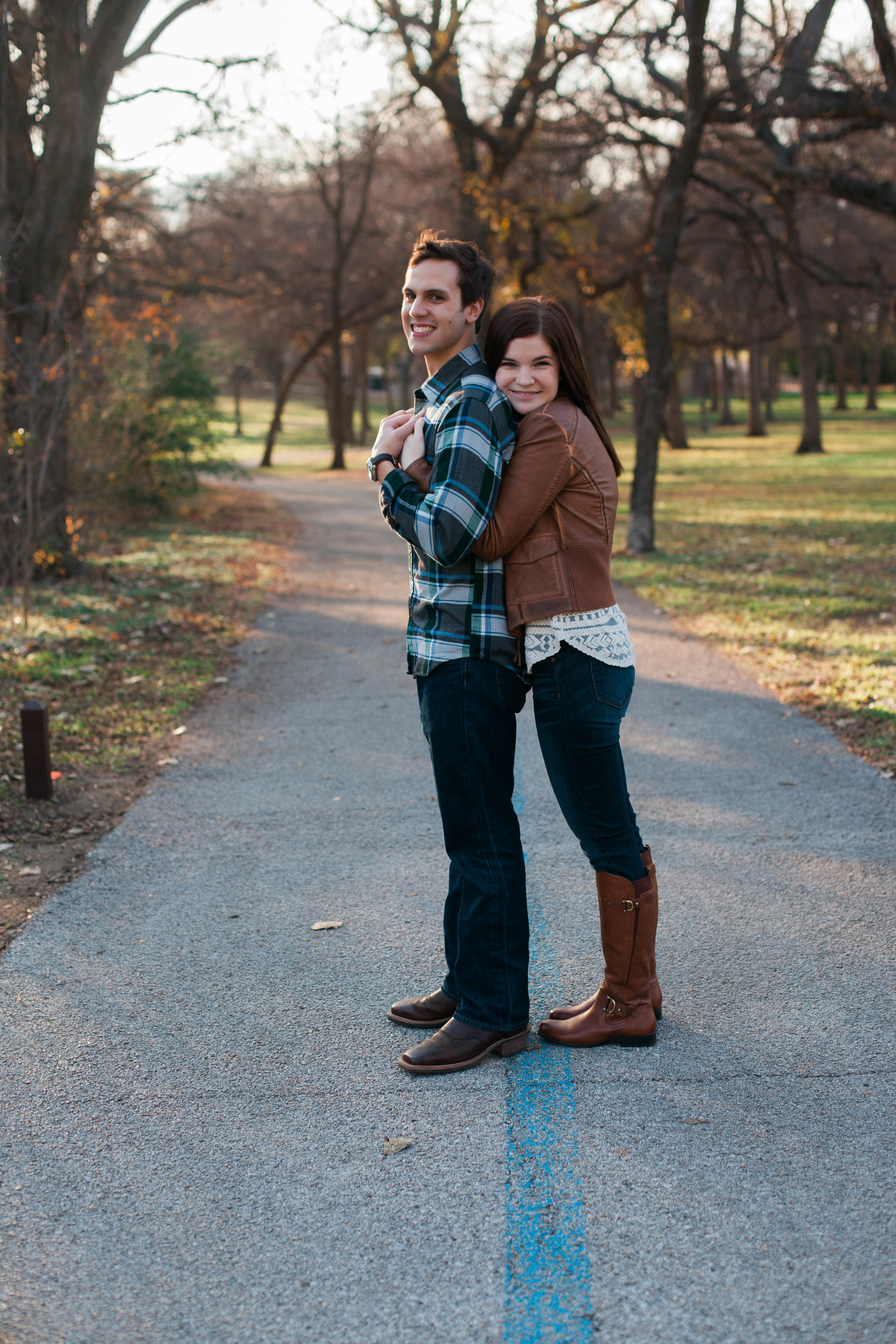 courtney grant - fossil creek golf club- dallas fort worth engagement photographer-18.jpg