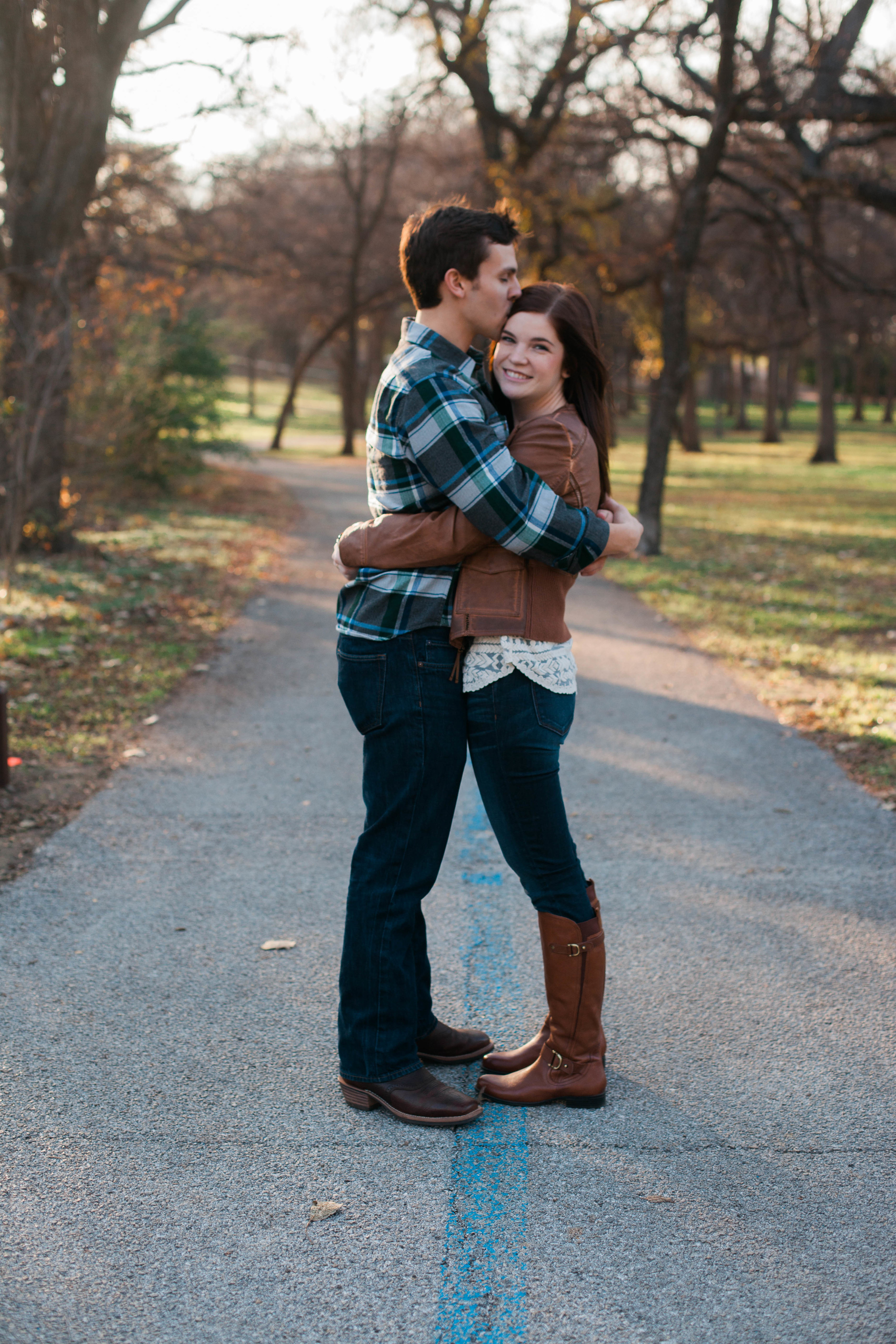 courtney grant - fossil creek golf club- dallas fort worth engagement photographer-20.jpg