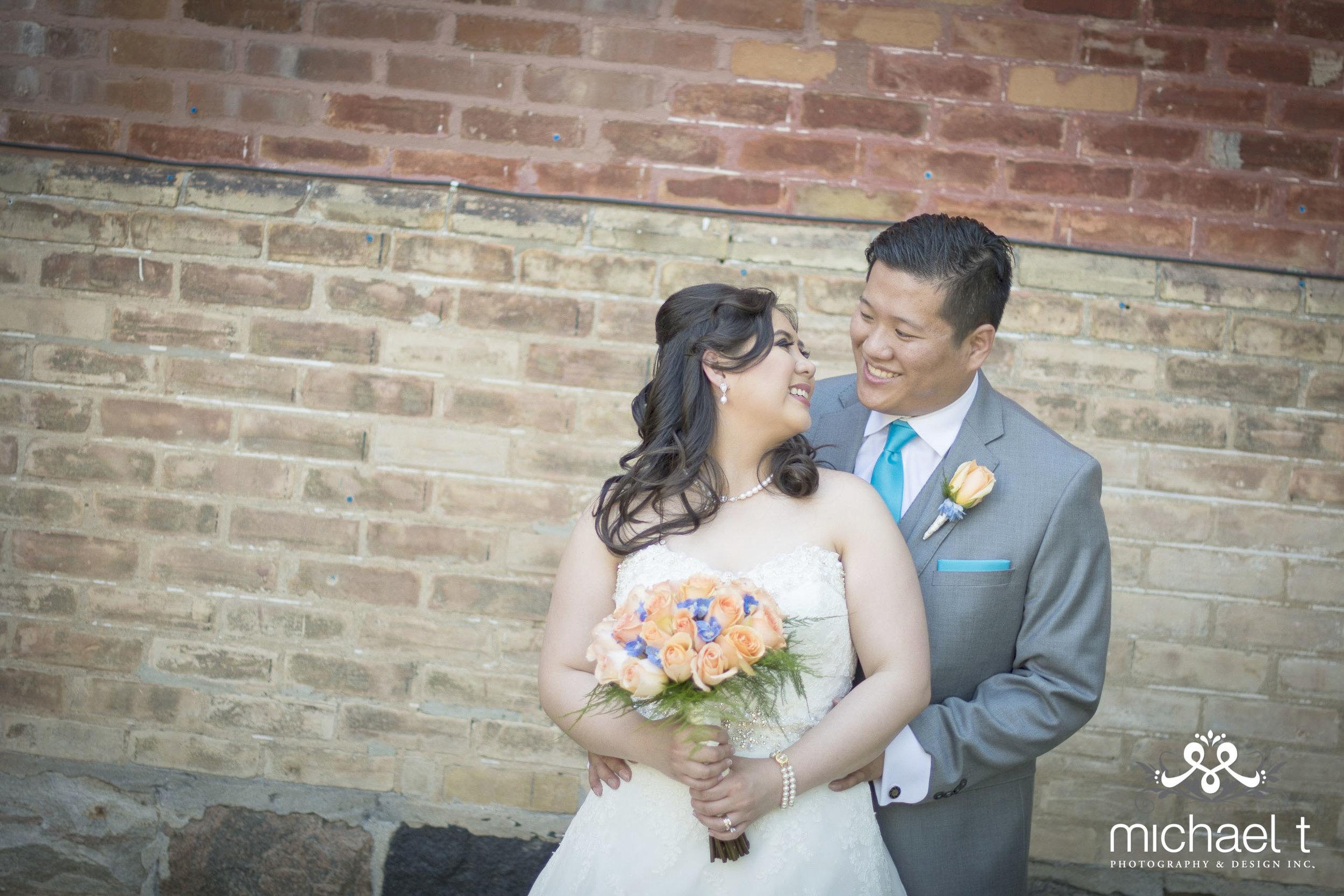 Marie Kei & Brian - June 17, 2016 // Photographer:Michael T. Photography