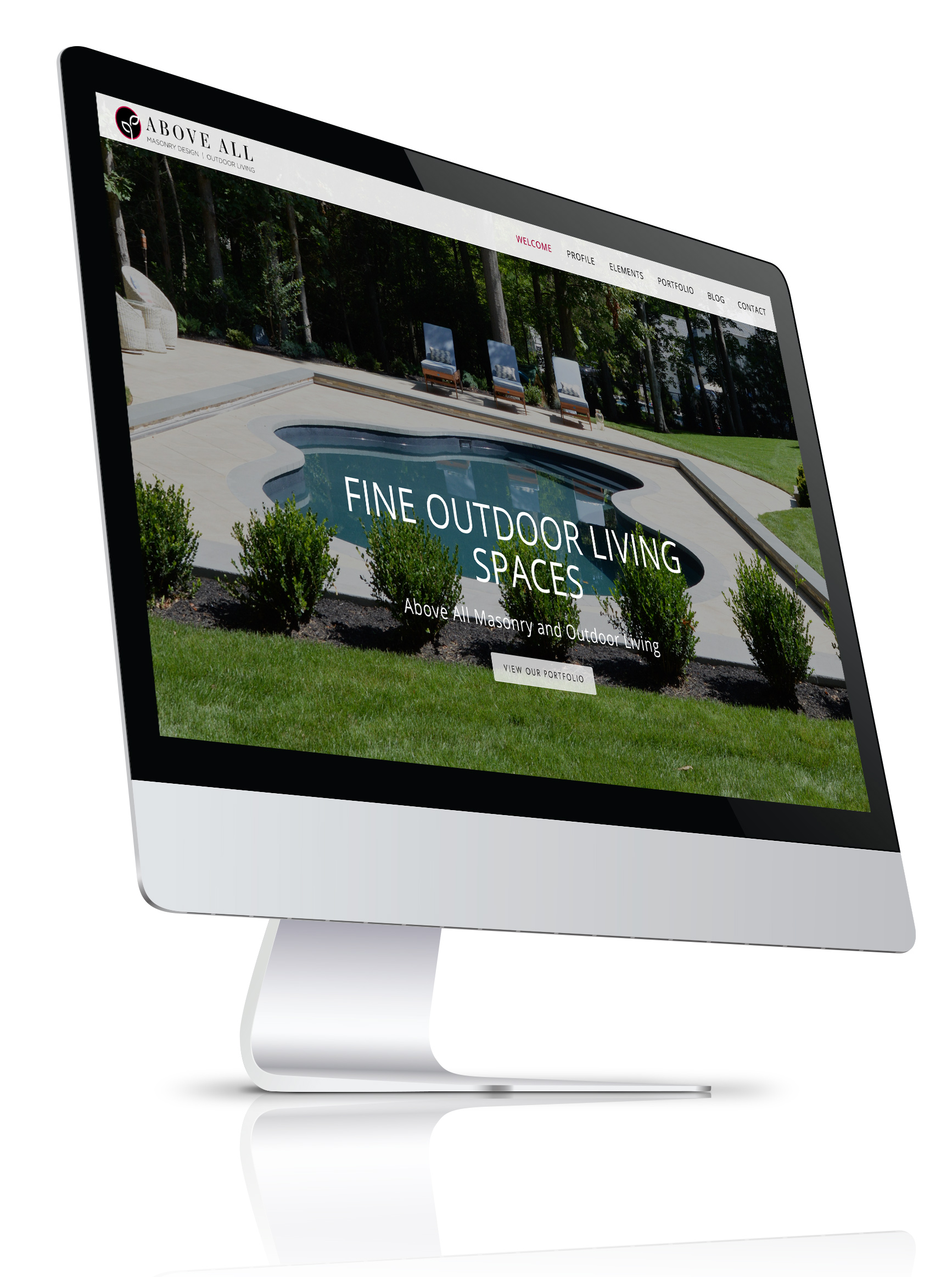 Stunning contractor website design in NYC and Jersey City NJ