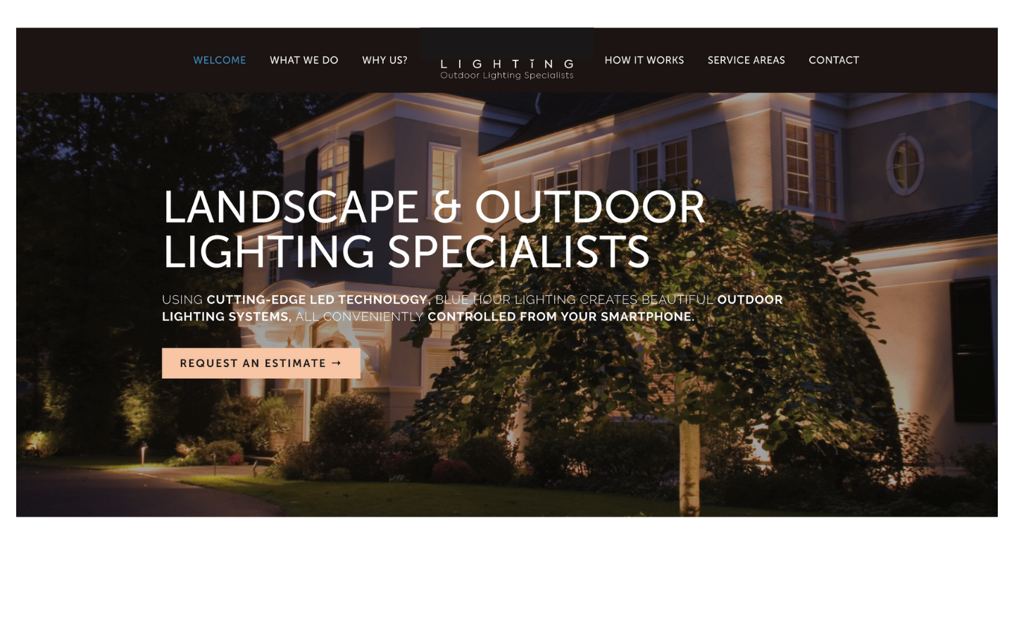 Facebook Ads For Ny Landscape Lighting