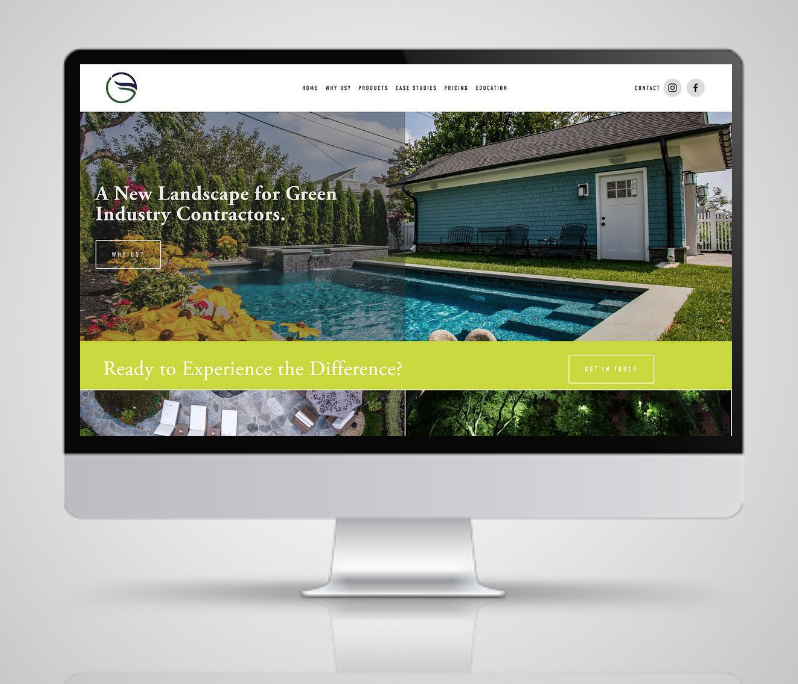 Green Foundry new website