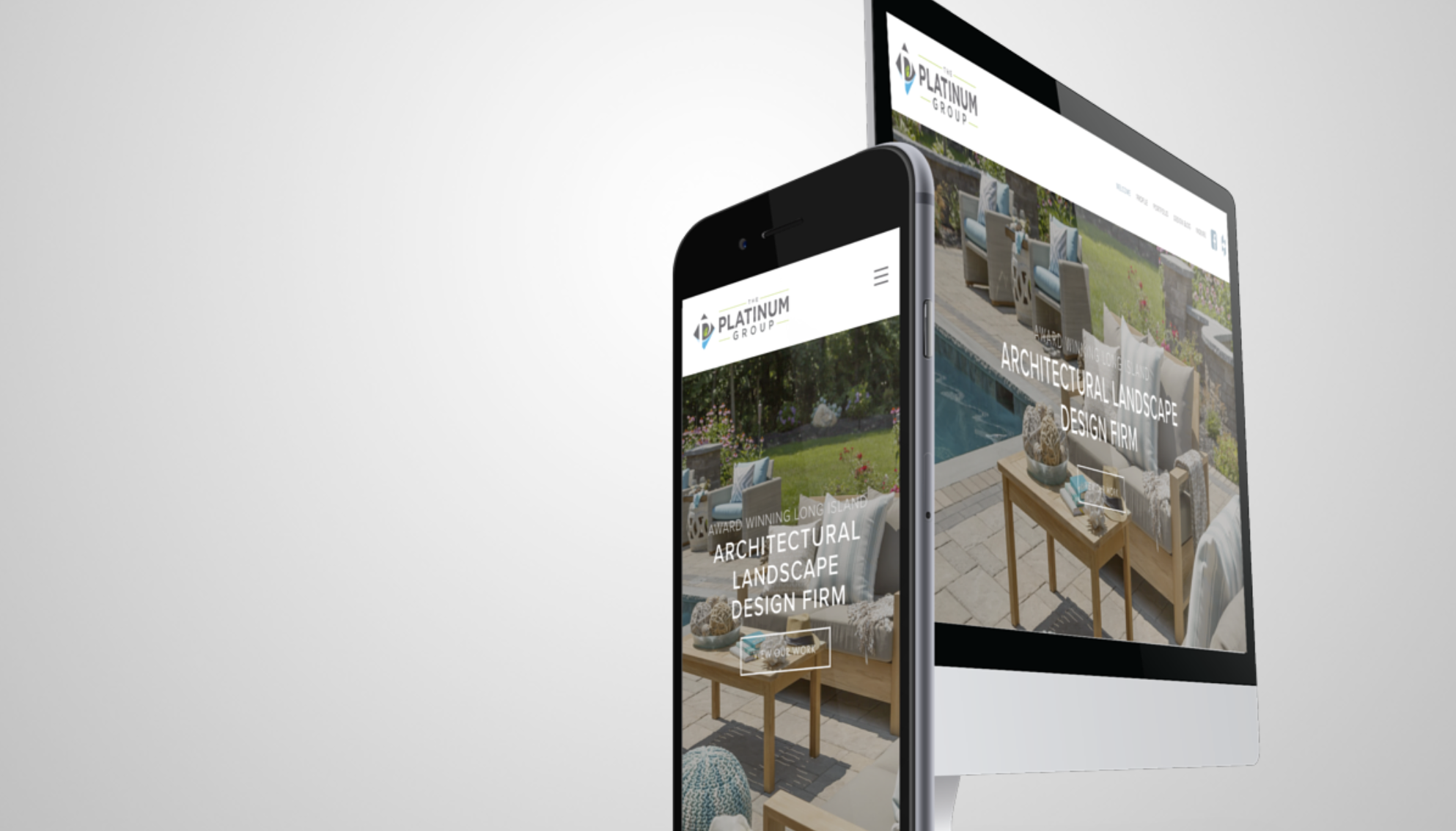 Contractor Website Design Illinois Landscaper Seo New Jersey
