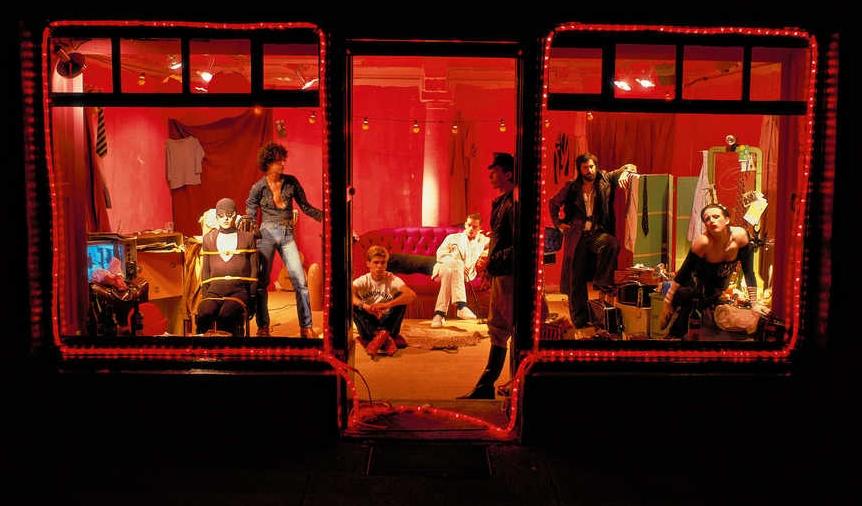 Manon Presents Man 1976