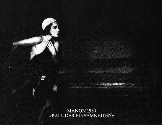 MANON - BALL DER EINSAMKEITEN 1980