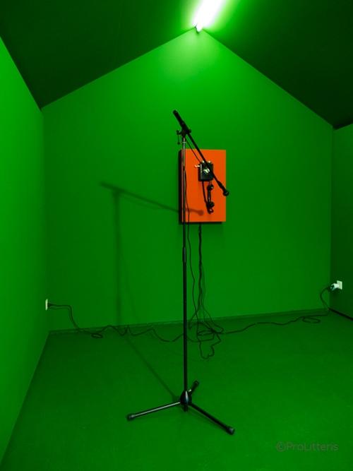 Das grüne Zimmer oder Die gesammelten Ängste 2015