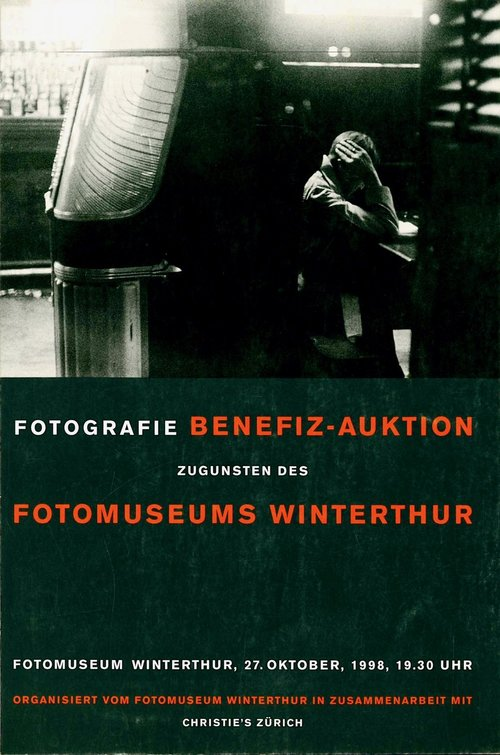 Fotografie Benefiz-Auktion 1998
