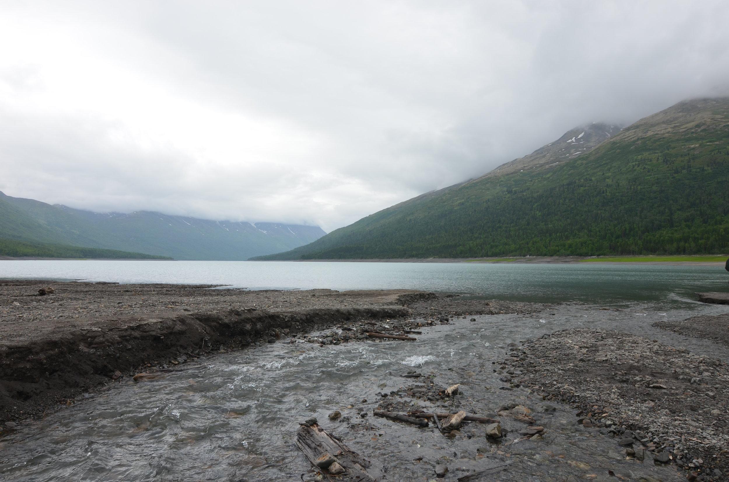 Lake Ekultna