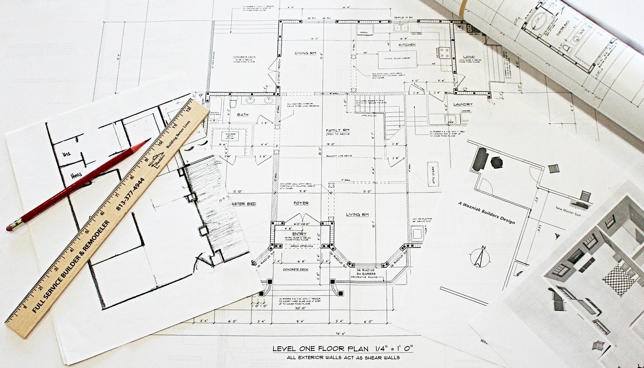 Custom Home Plan Builder and Remodeler