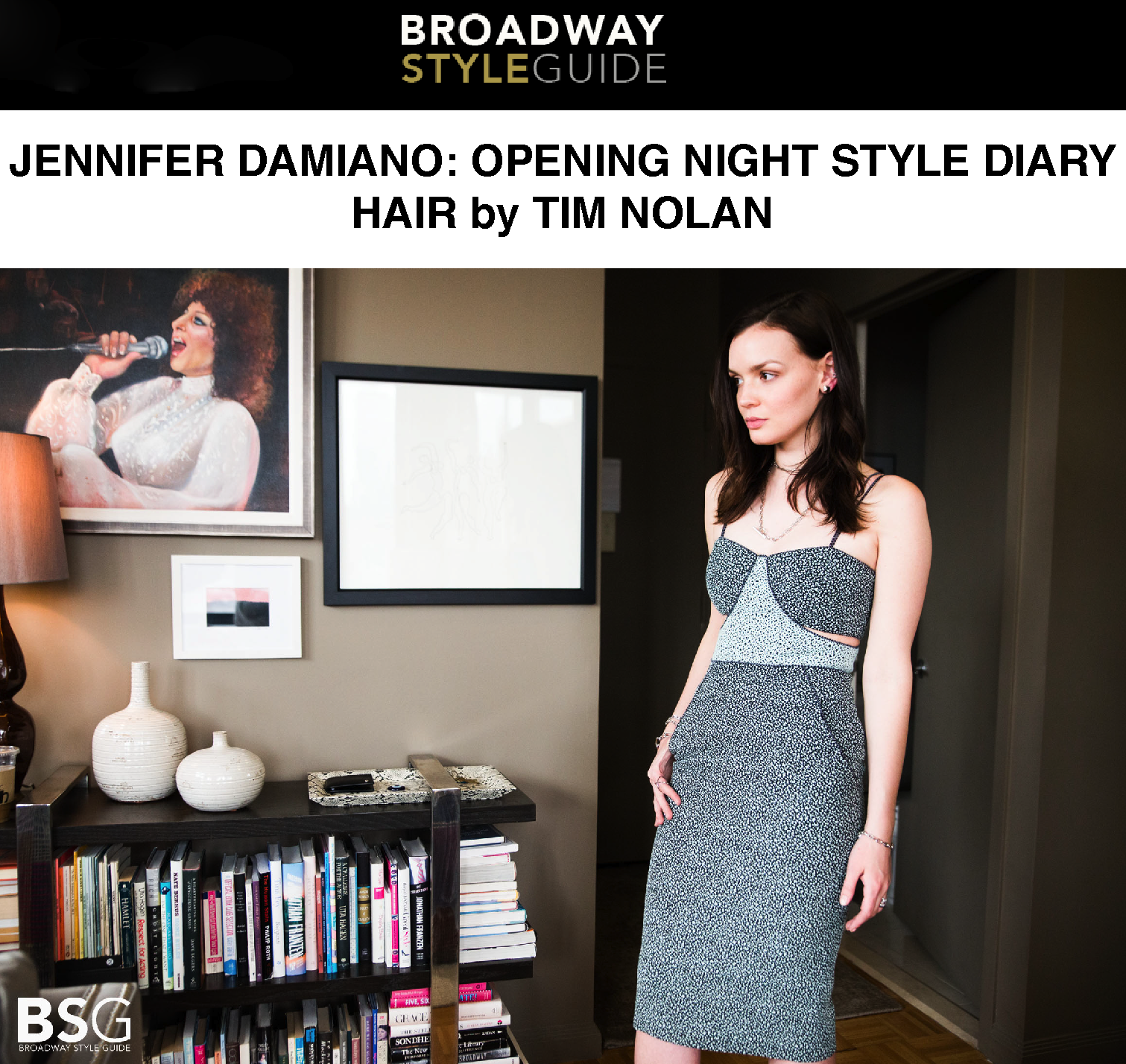 Broadway Style Guide