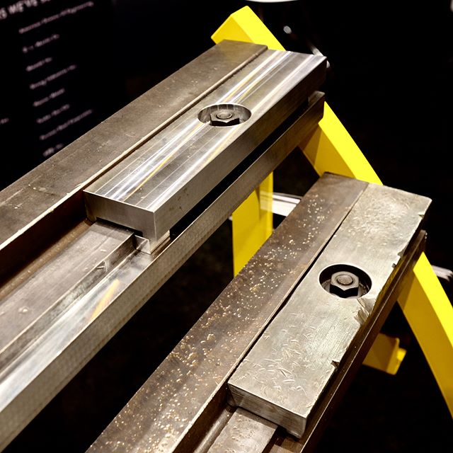 We'll repair any press brake in the US, Mexico and Canada with minimal downtime. Visit our booth at fabtech this week to learn more about the repair process. (Link in bio) #fabtech2017 #fabtech #FABevolution