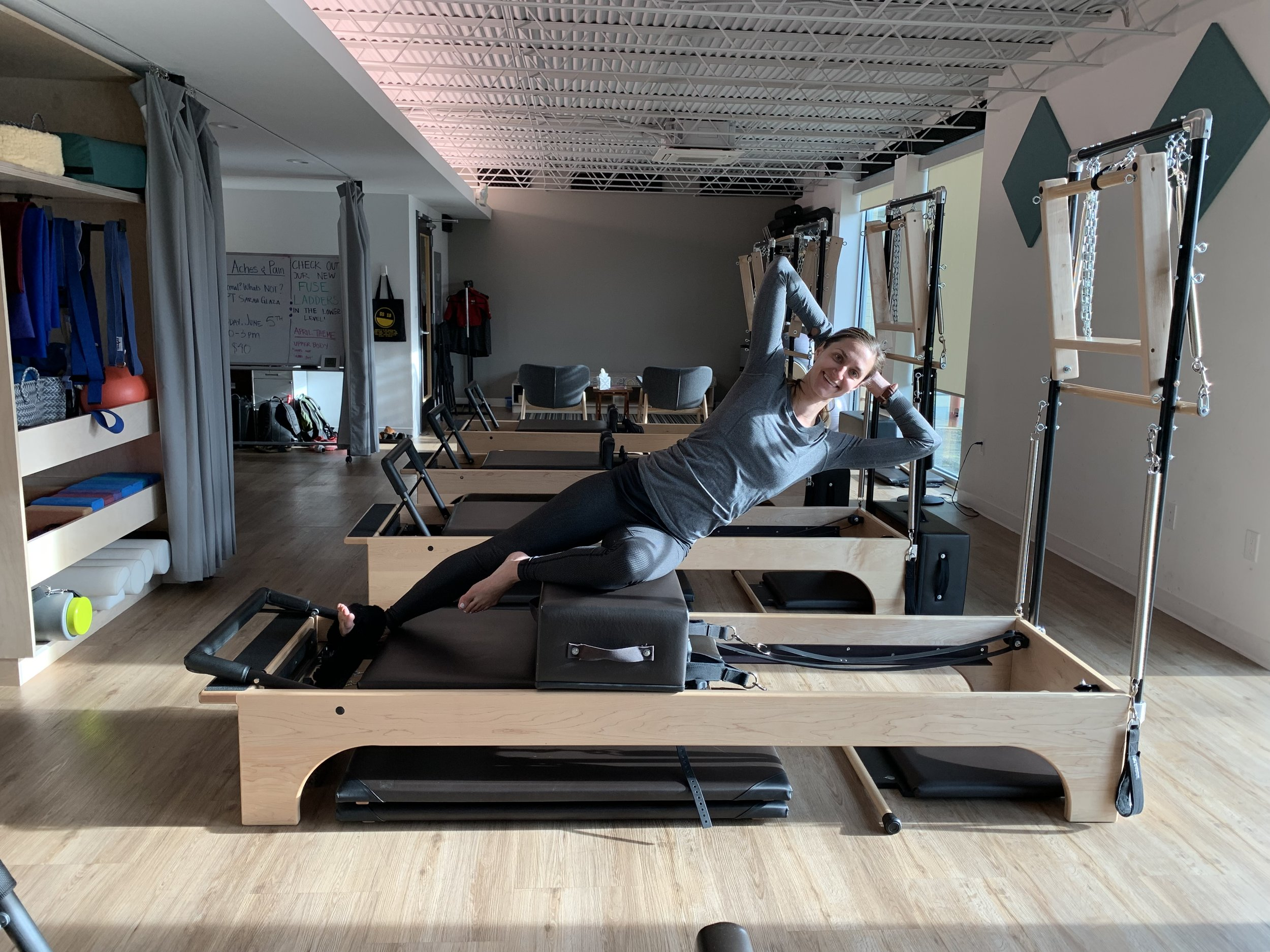 The Pilates Collective - Pilates for Golfers