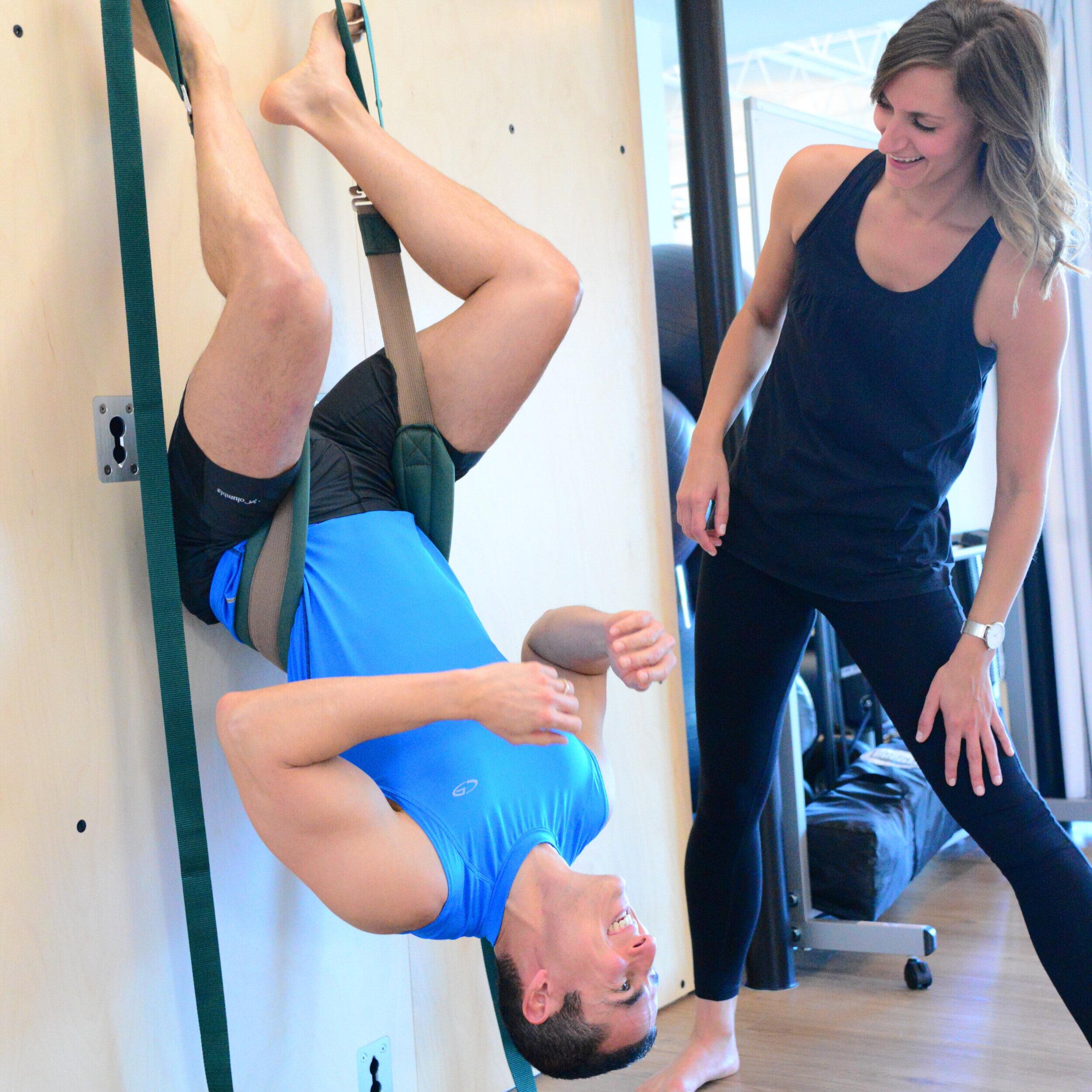 Pilates Collective Denver - yoga wall.jpg