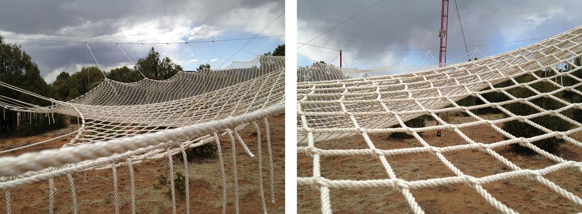 Woven Nets — Jamie Hamilton