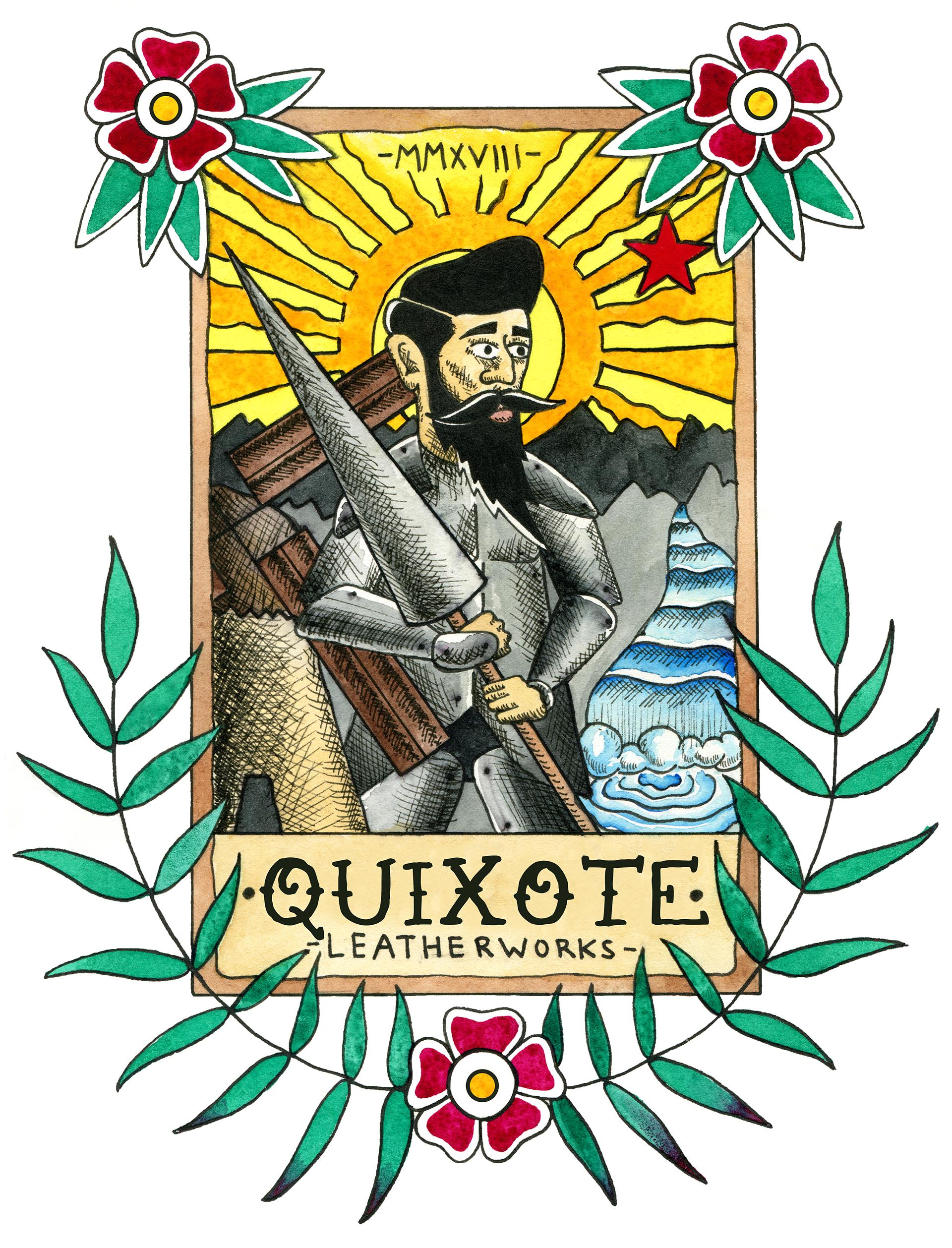 Quixote Leatherworks Design