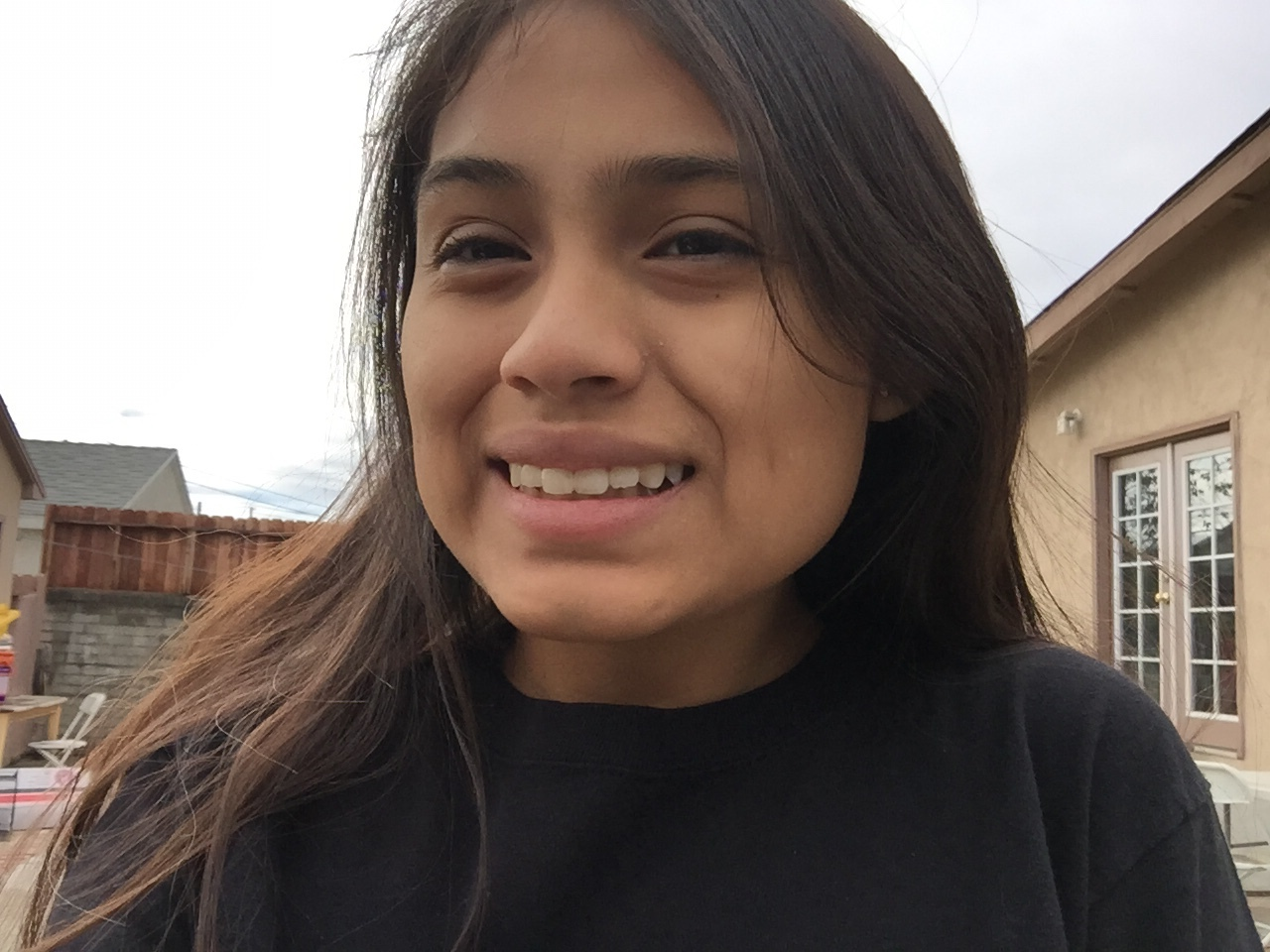 My name is America Hernandez and I am a junior at San Fernando High School. I am so happy to be working with DIY girls and contributing to make a change in our society. I am part of the structures team which is in charge of building the tent. I am so excited to see what we are capable of doing.