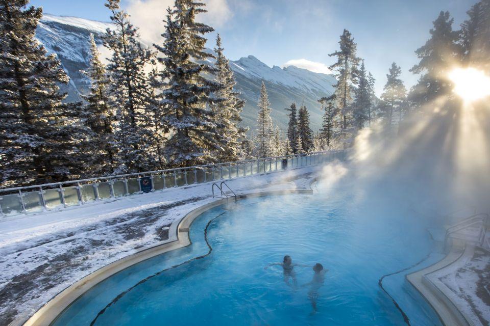 El Parque Nacional Banff es el mas antiguo de Canada