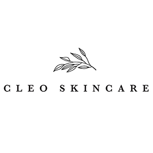 Cleo Skincare Logo by Gretchen Kamp in San Diego, CA and Brooklyn, New York