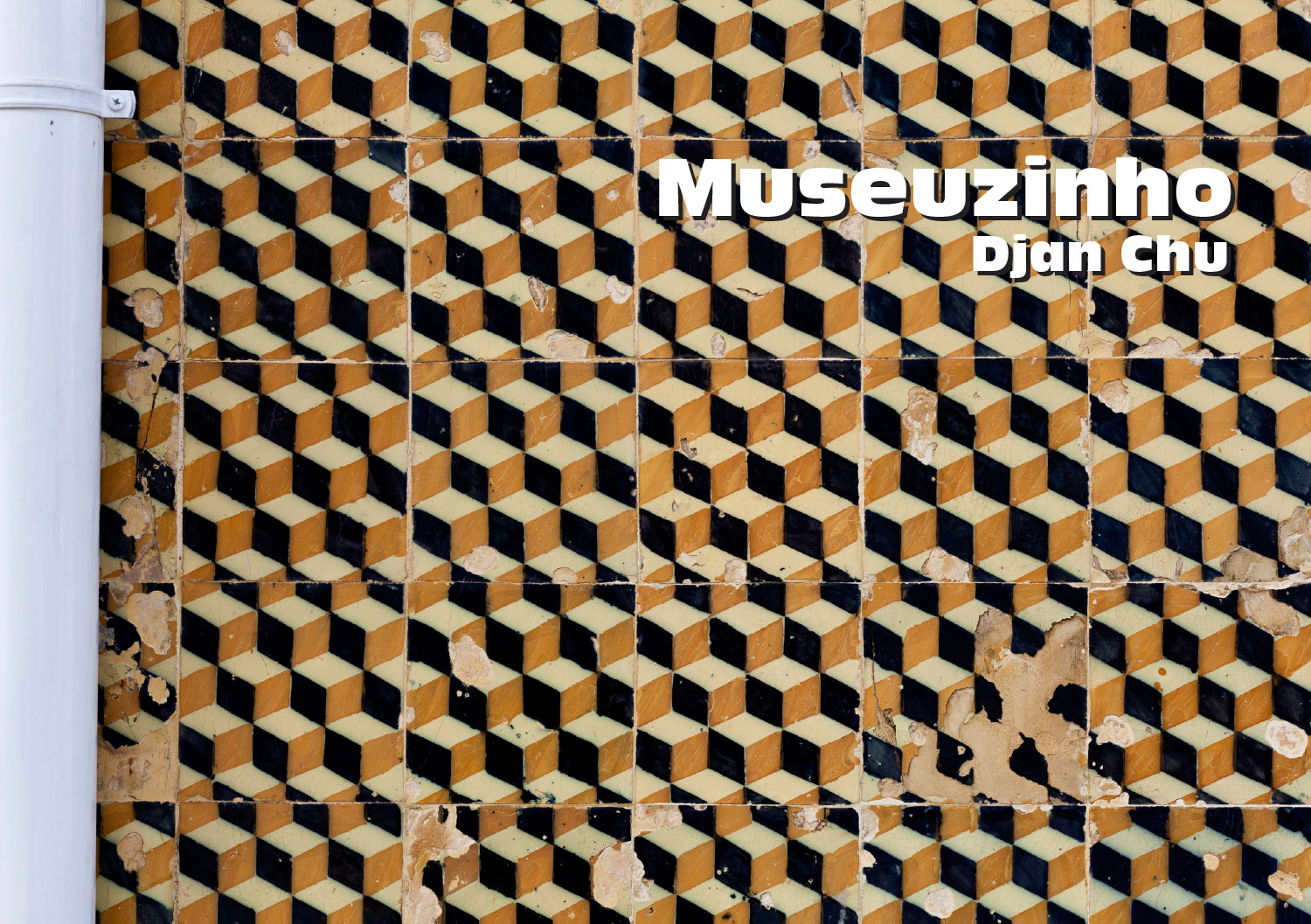 Photo editing and design of the self-published book,  Museuzinho  [Little Museum], with photos by Djan Chu | December, 2015