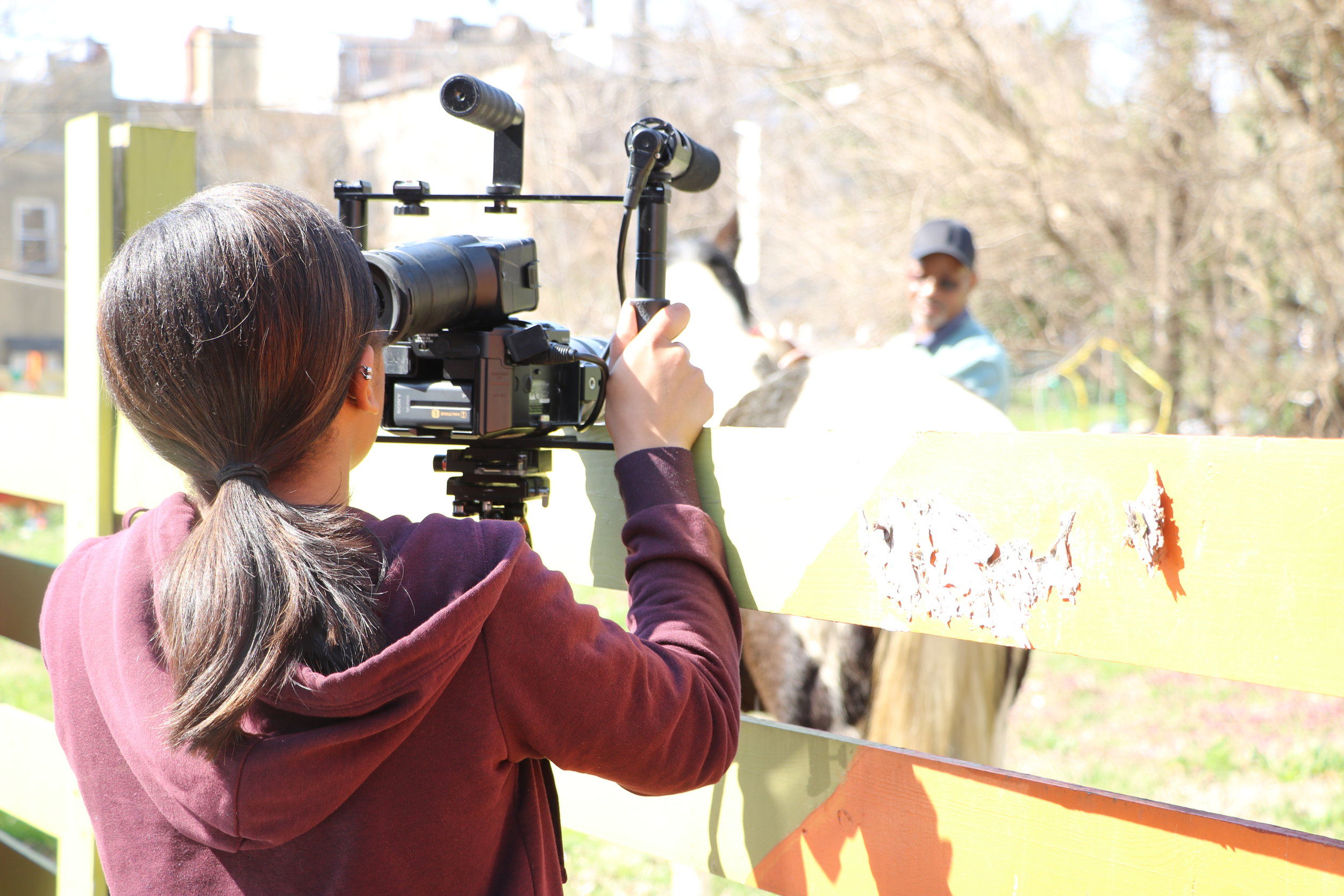 Community-Based Filmmaking: The Baltimore Arabbers