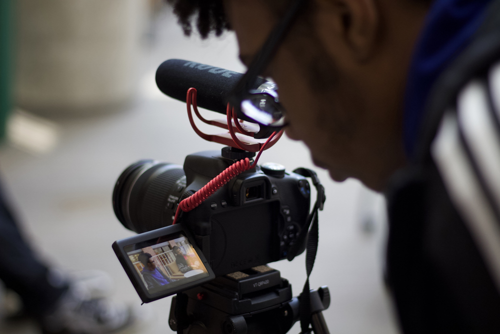 Introduction to Digital Storytelling: Learn It, Shoot It, Share It!