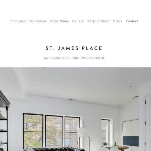 St. James Place -