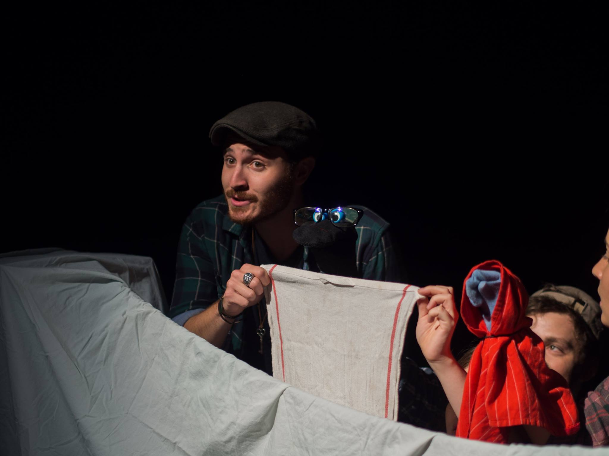 The Peabody Siblings Family Puppet Theatre Troupe Presents , photo Andrew Watkins