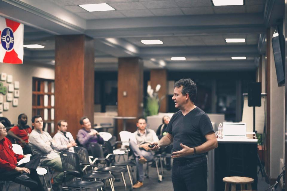 Chris Heivly is the Managing Partner at the Startup Factory, a serial entrepreneur, and the co-founder of MapQuest.