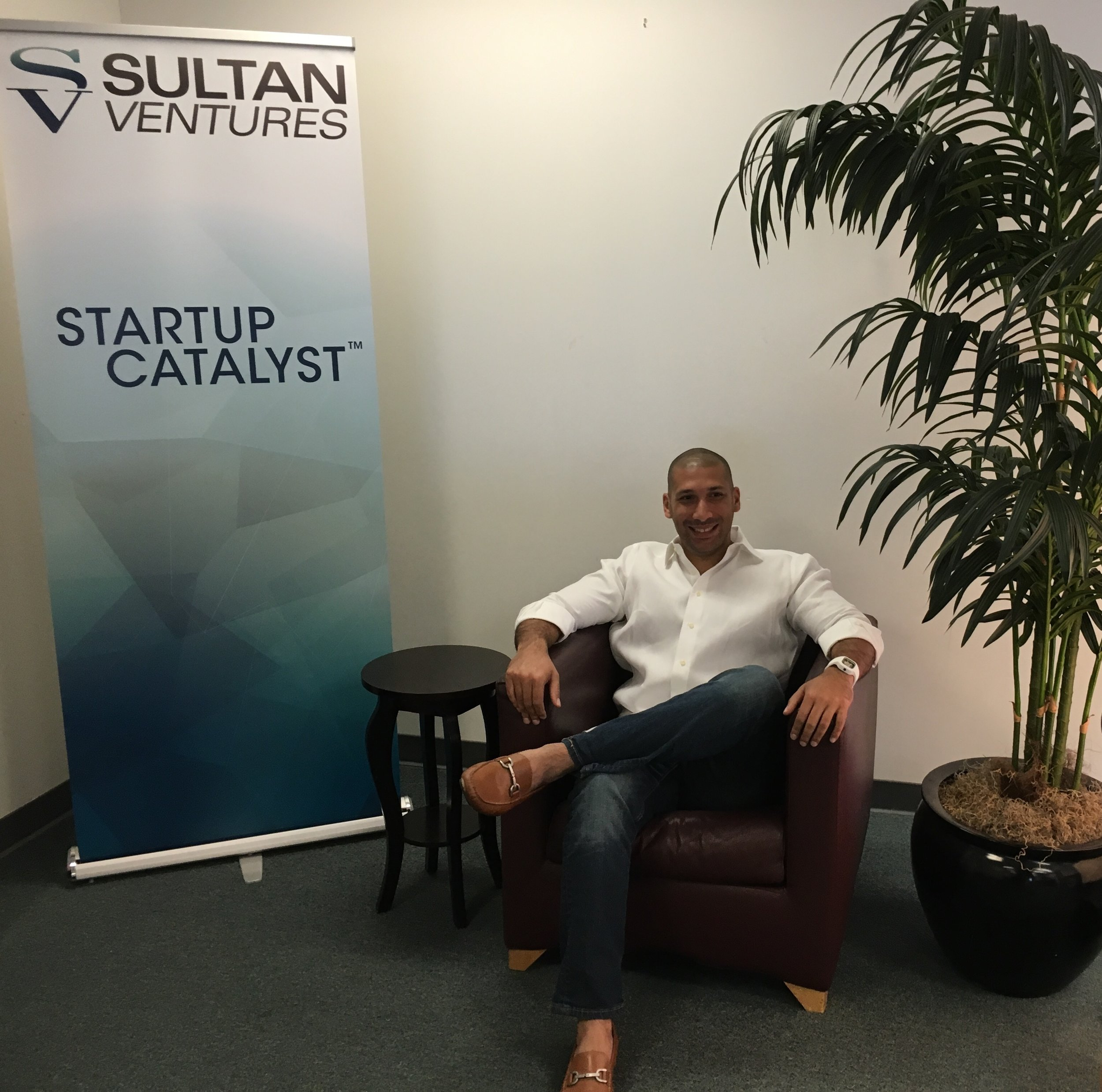 Tarik Sultan is the Founder and Managing Partner of Sultan Ventures, an investment firm, and Founder and Managing Partner of XLR8UH, the University of Hawaii (UH) venture accelerator program