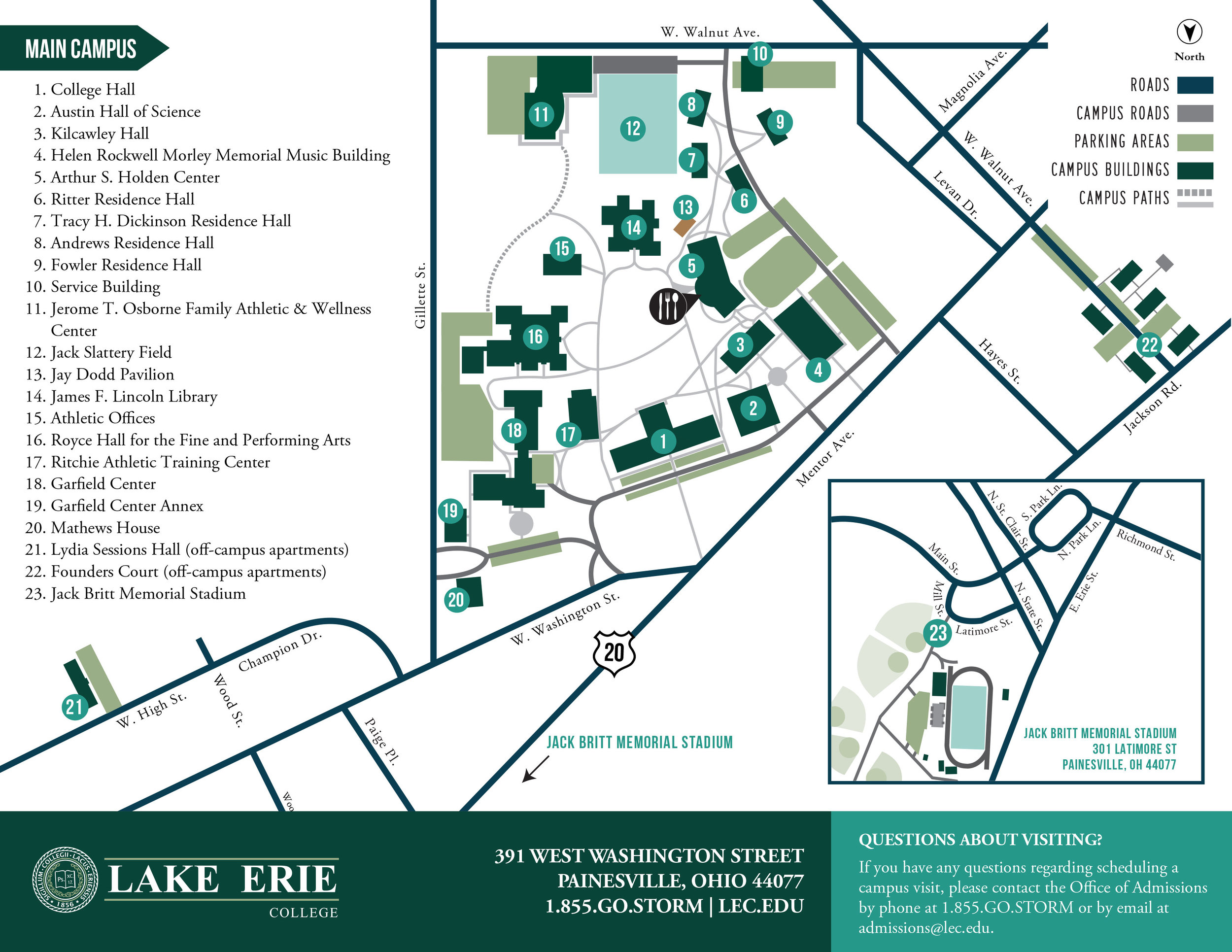 Sessions will take place in room C16 of the Garfield Center. Parking is located off Gillette Street.