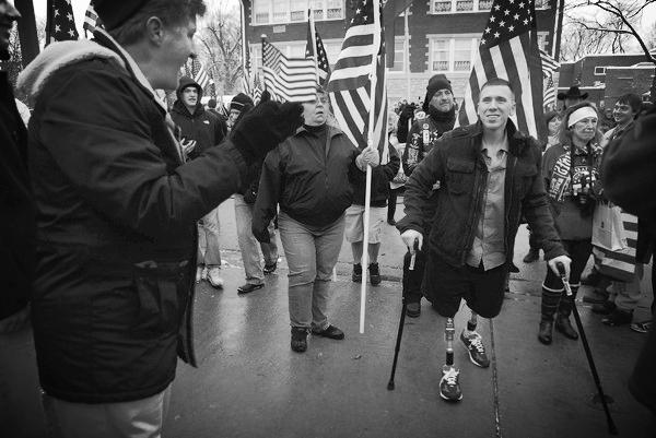 2012 RECIPIENT: Lance Corporal Josh Misiewicz