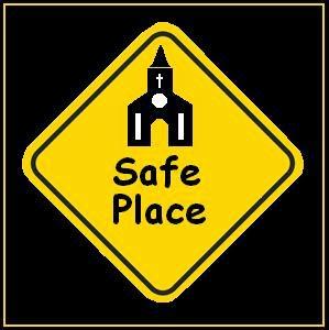 church safe place.JPG