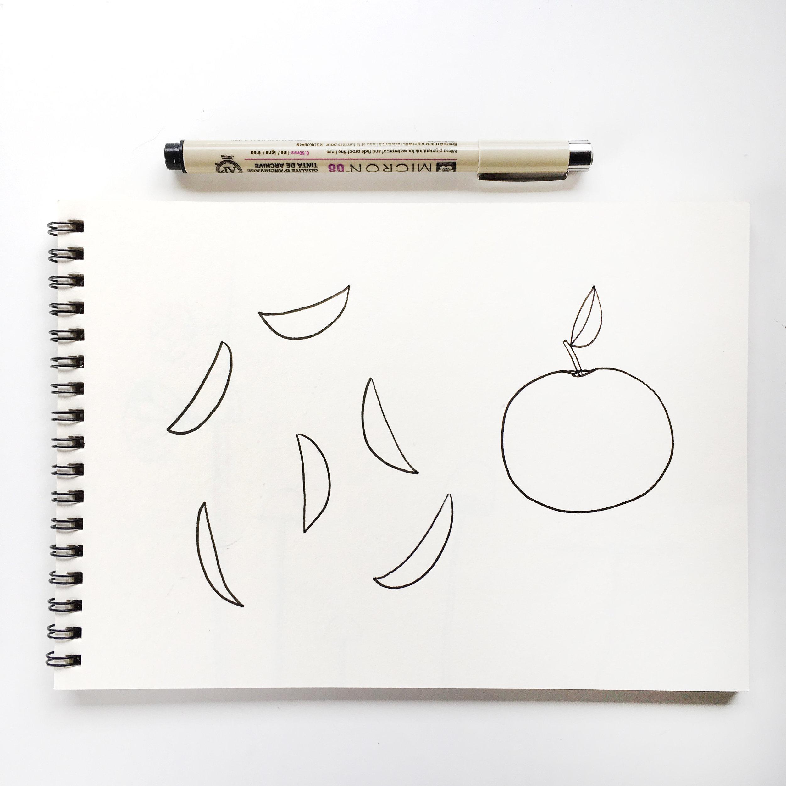 Apple Doodle in Sketchbook.jpg