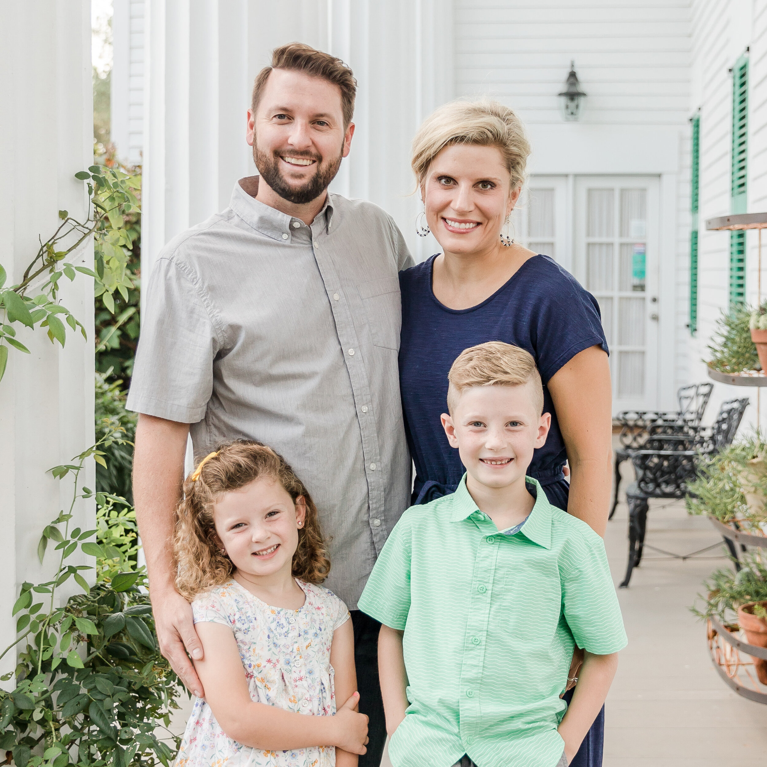 ERIC CONKRIGHT  LEADERSHIP PIPELINE Eric, his wife Kerry and their two kids live in Alpharetta where Eric works as an accountant.