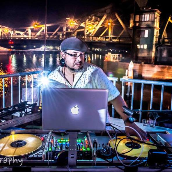 DJ Alex Mejia